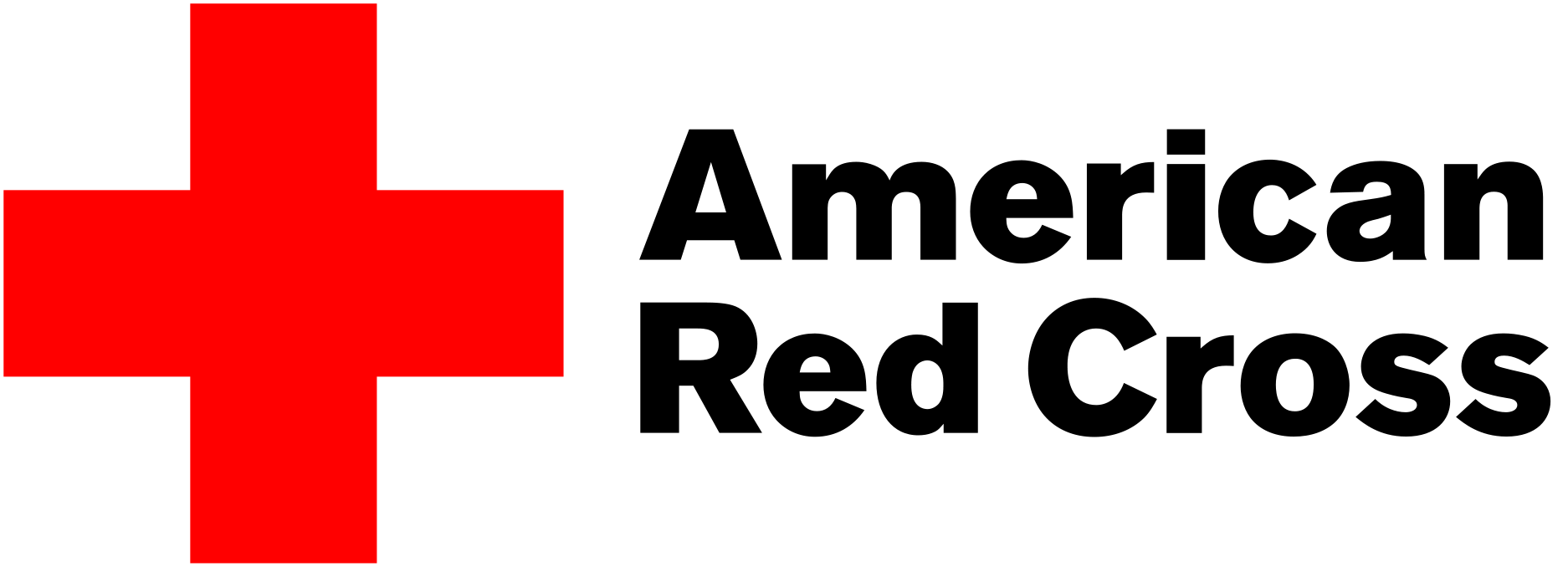 logo for the american red cross
