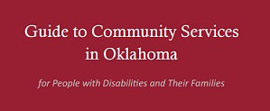 guide to community services in oklahoma logo
