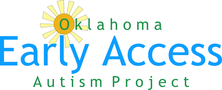 oklahoma early access autism project logo