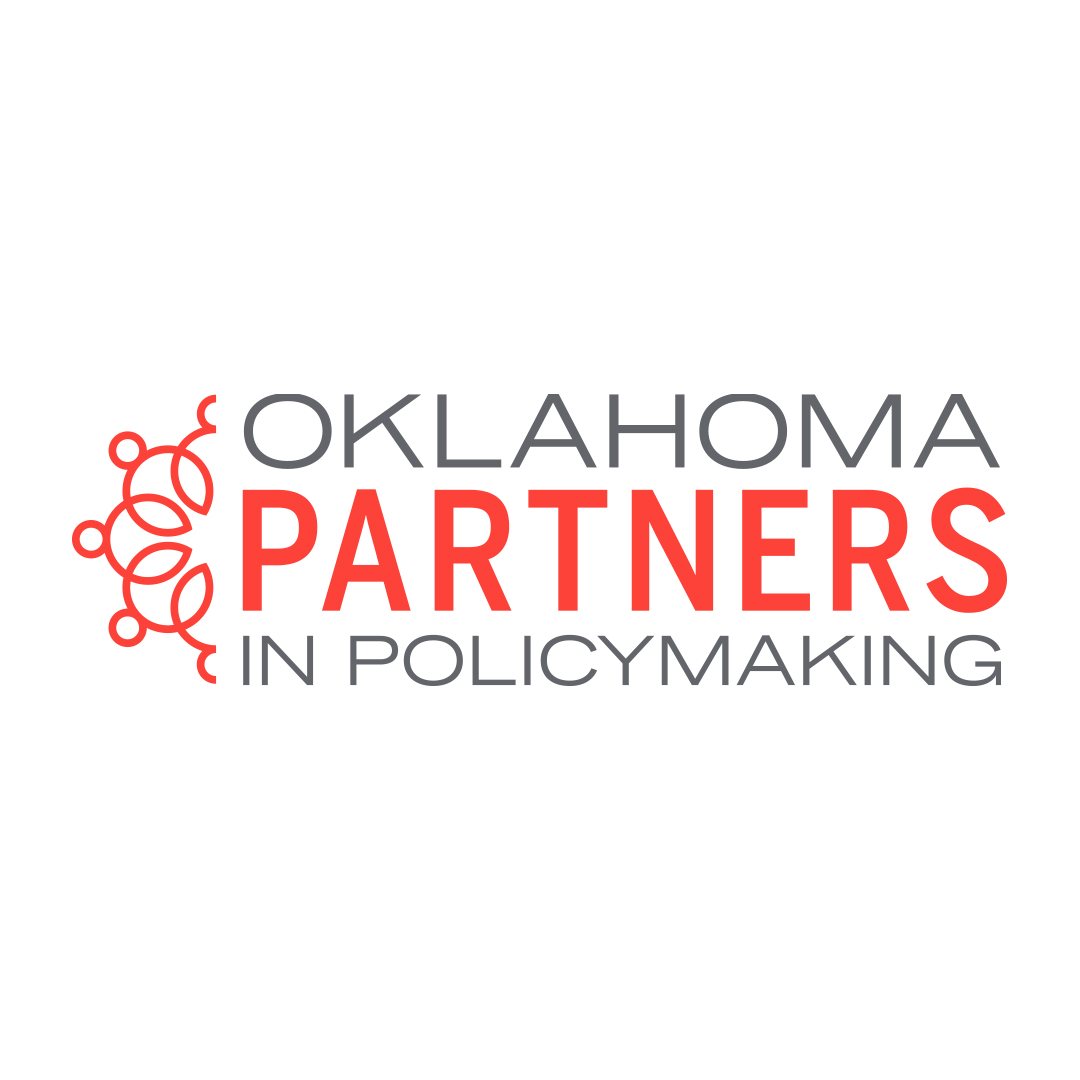 logo for oklahoma partners in policymaking