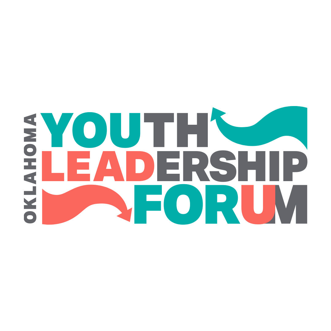 logo for oklahoma youth leadership forum